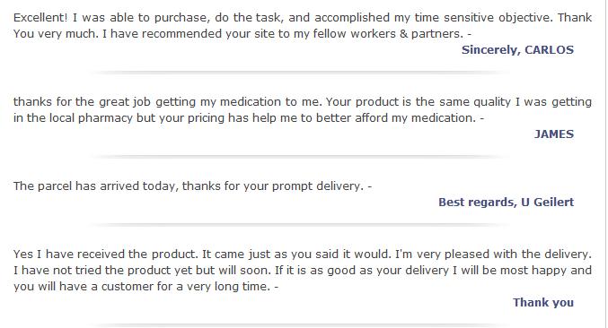 Texas Chemist Customer Reviews